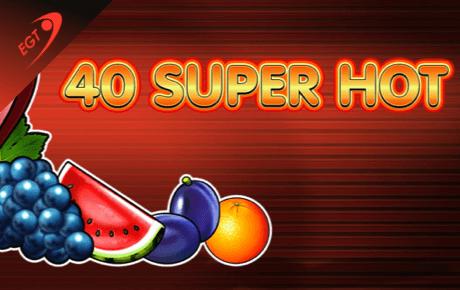 40 Super Hot Spillemaskine