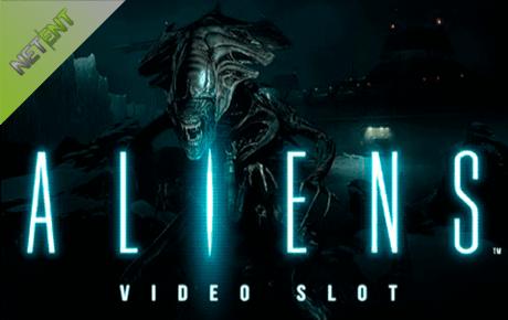 Aliens Spillemaskine