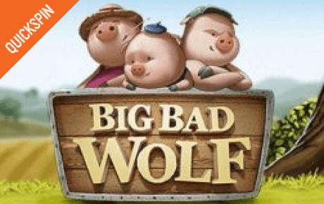 Big Bad Wolf Spillemaskine