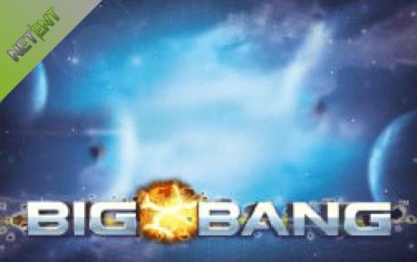 Big Bang Spillemaskine