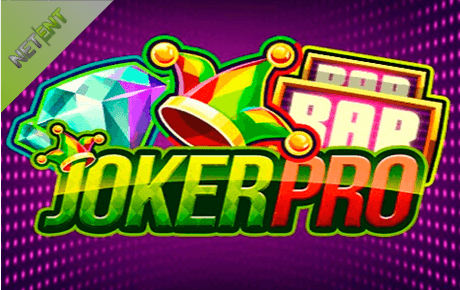 Joker Pro Spillemaskine