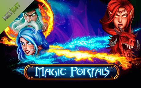 Magic Portals Spillemaskine