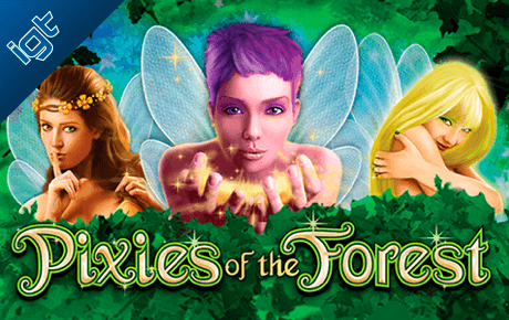 Pixies Of The Forest Spillemaskine