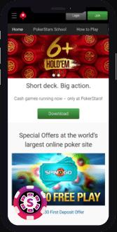 PokerStars Casino Mobil