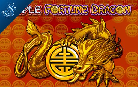 Triple Fortune Dragon Spillemaskine